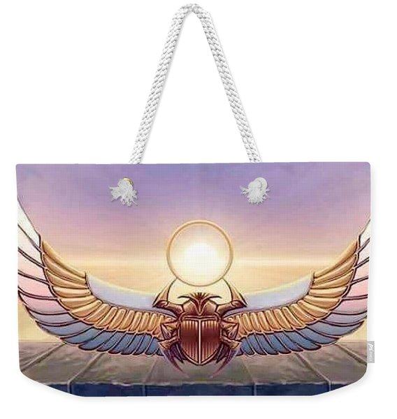 Light Alchemy  Weekender Tote Bag