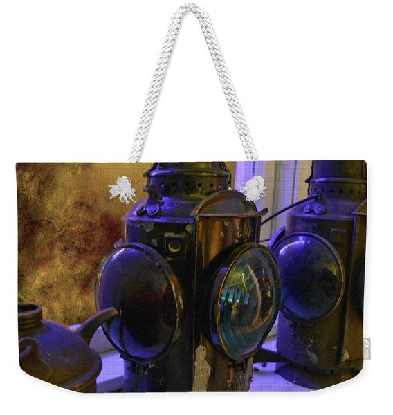 Light The Way Weekender Tote Bag