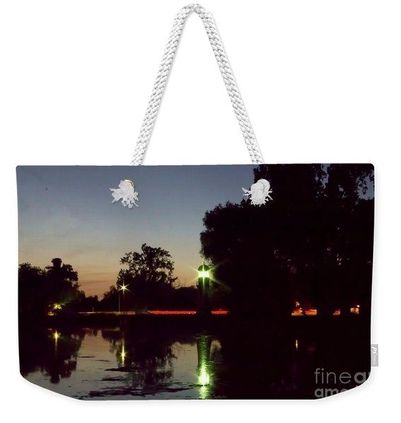 Lighthouse Light Weekender Tote Bag