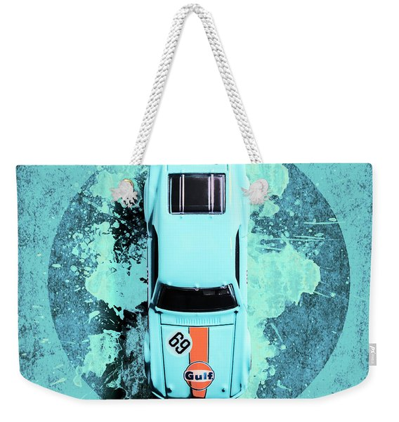 Like A Boss Weekender Tote Bag