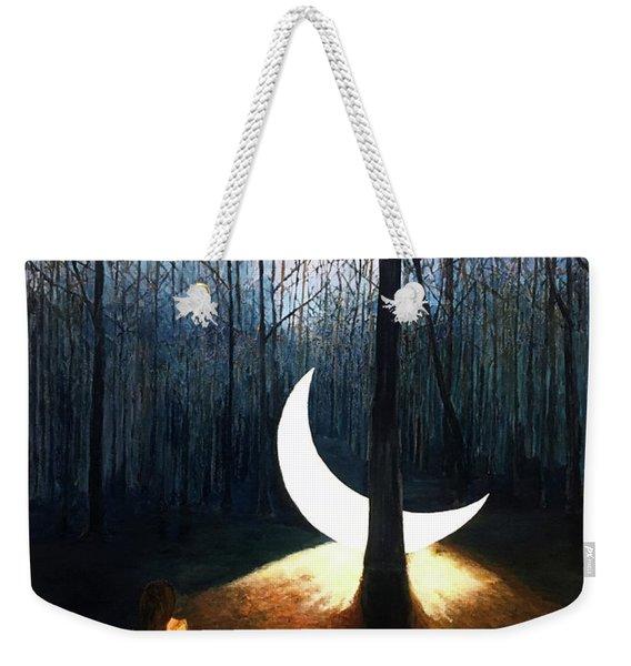 L'il Luna Weekender Tote Bag