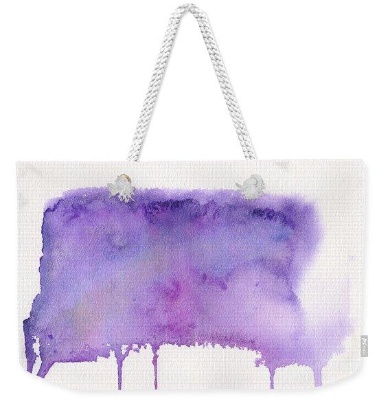 Liquid Galaxy Weekender Tote Bag