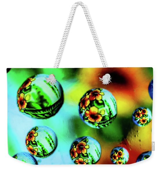 Liquid Lenses Weekender Tote Bag