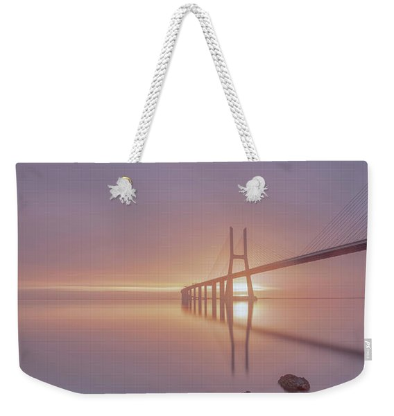 Lisbon.. Finally 2 Weekender Tote Bag