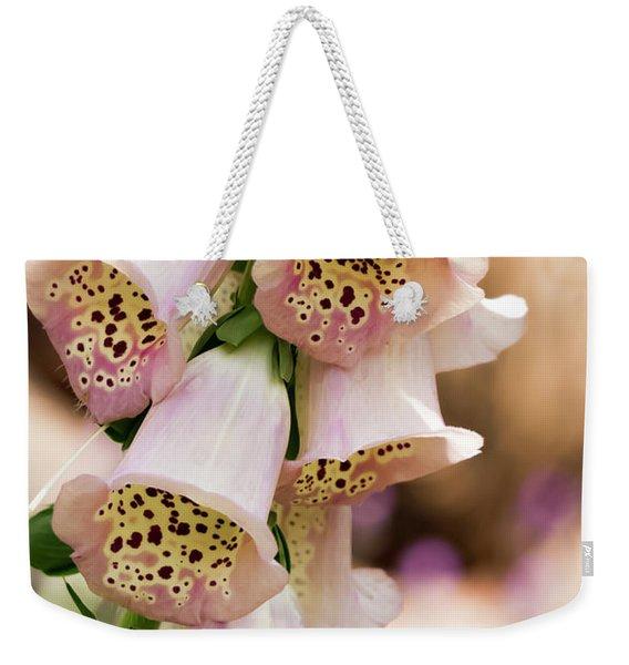 Little Bells Weekender Tote Bag