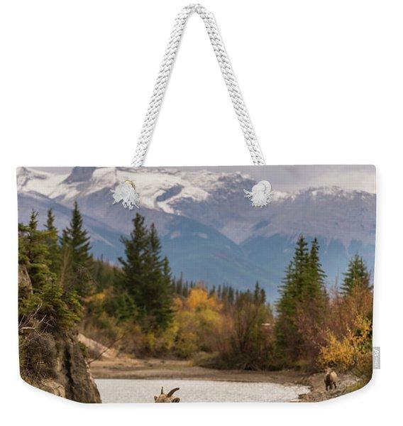 Little Bighorn Weekender Tote Bag