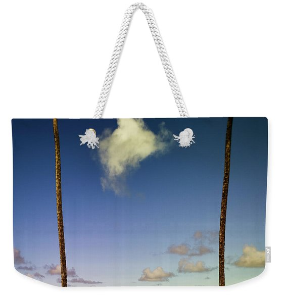 Little Cloud Weekender Tote Bag
