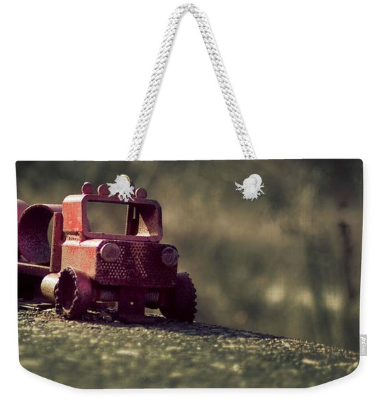 Little Engine That Could Weekender Tote Bag
