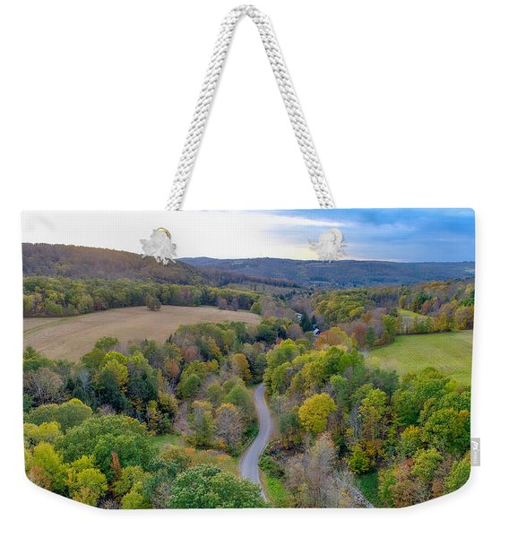 Little Meadows  Weekender Tote Bag