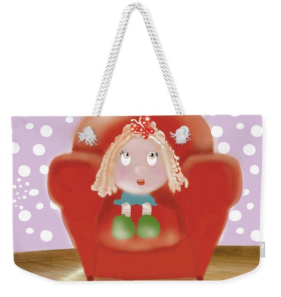 Little Ms Weekender Tote Bag