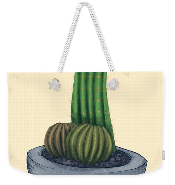 Little Prick Weekender Tote Bag