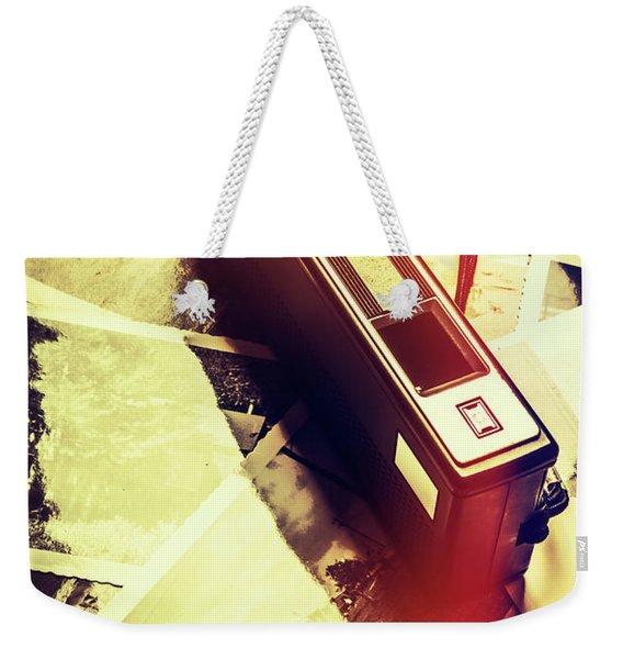 Lo-fi Pops Weekender Tote Bag