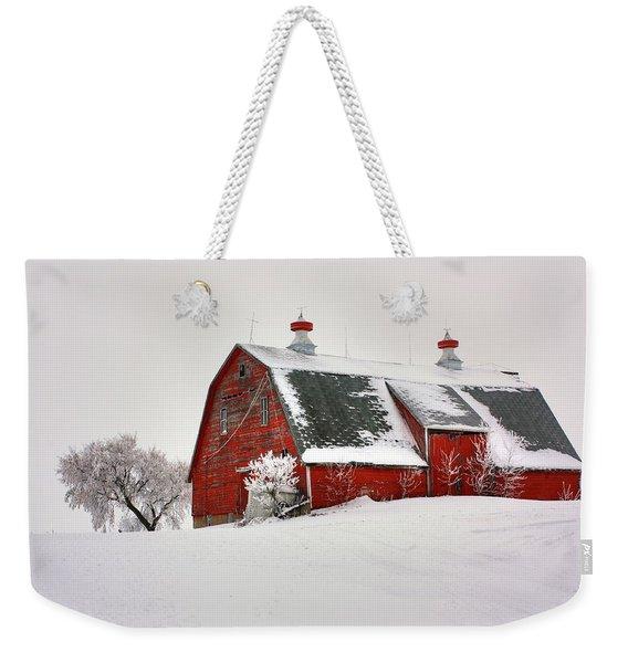 Lone Barn Weekender Tote Bag