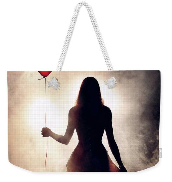 Lonely Heart Weekender Tote Bag