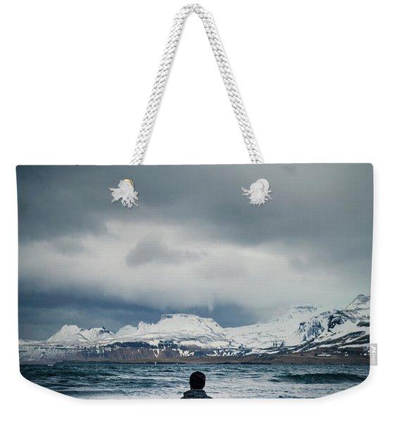 Lonely Seas Weekender Tote Bag
