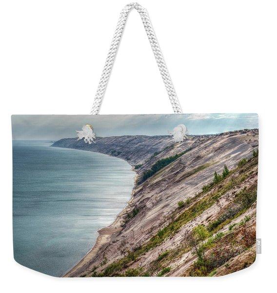 Long Slide Overlook Weekender Tote Bag