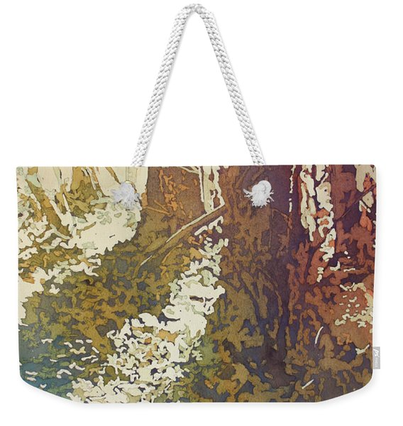 Looking Towards Home II Weekender Tote Bag
