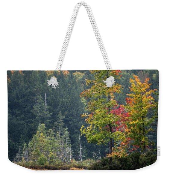 Loon Lake Weekender Tote Bag