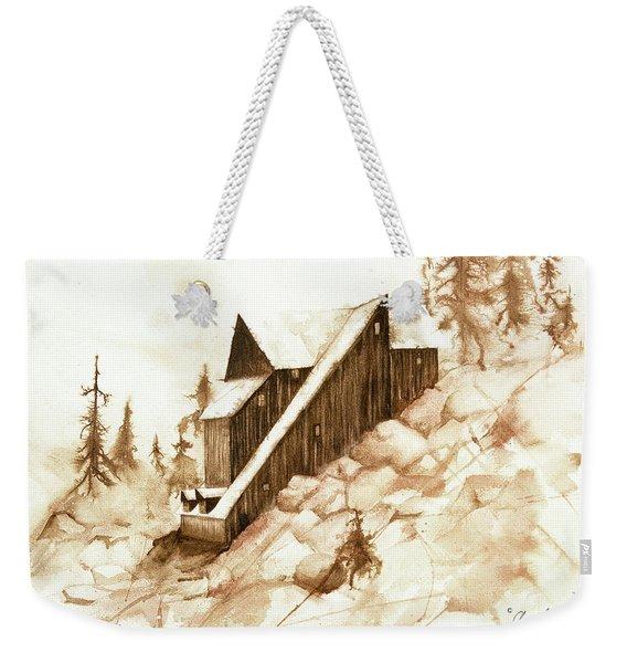 Lost Dutchman Mine Weekender Tote Bag