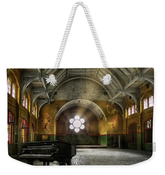 Lost Sounds Weekender Tote Bag