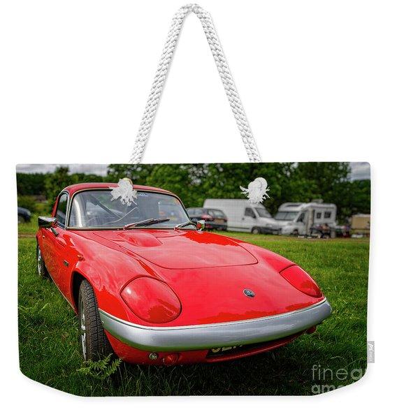 Lotus Elan Se S3 Coupe  Weekender Tote Bag