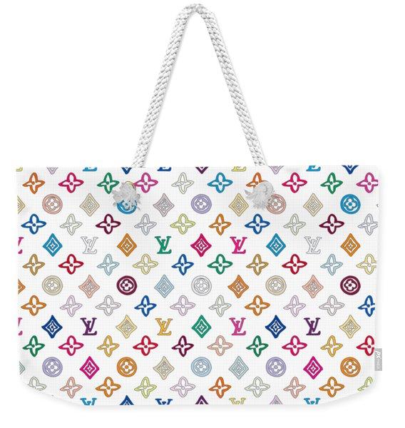 Louis Vuitton Monogram-1 Weekender Tote Bag