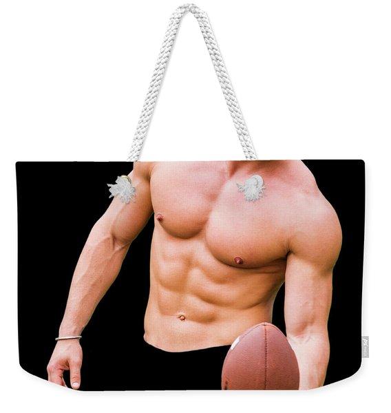 Love Is Blind Weekender Tote Bag