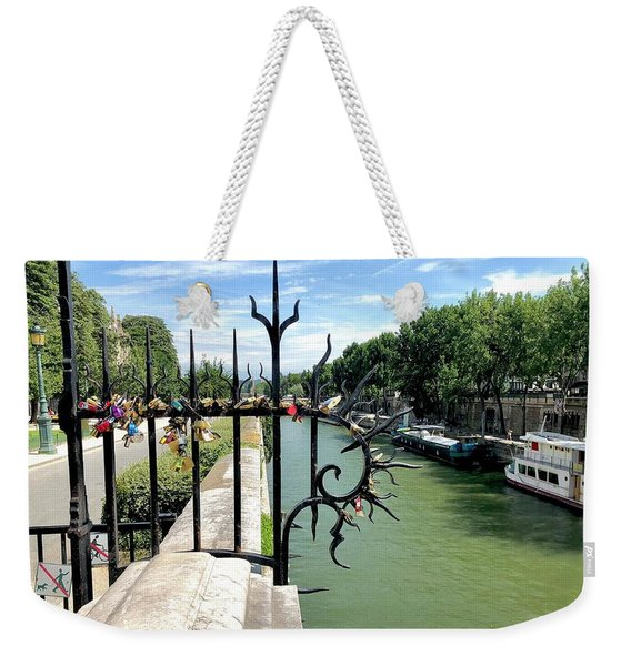 Love Locks Weekender Tote Bag