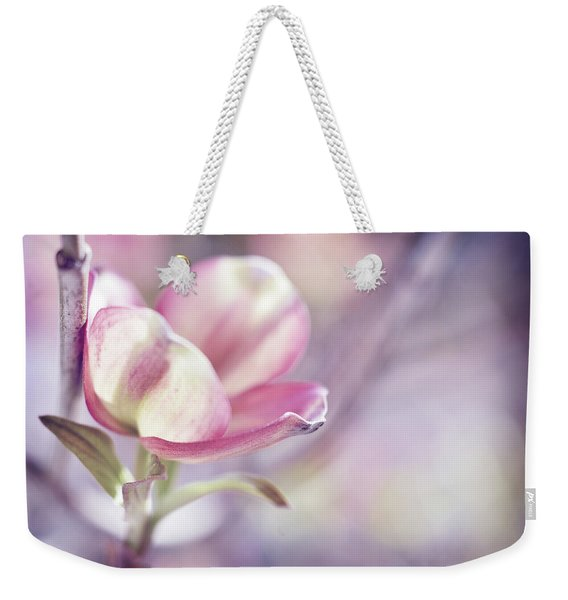 Weekender Tote Bag featuring the photograph Love Simply by Michelle Wermuth