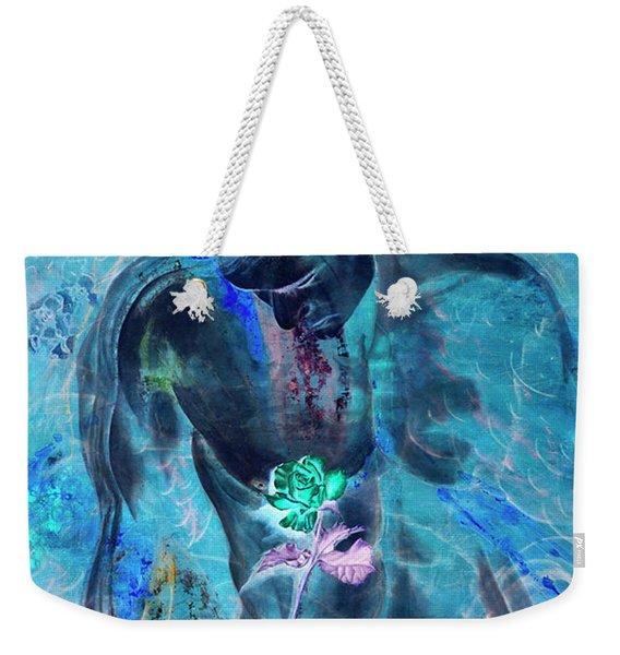 Love Undenied Weekender Tote Bag