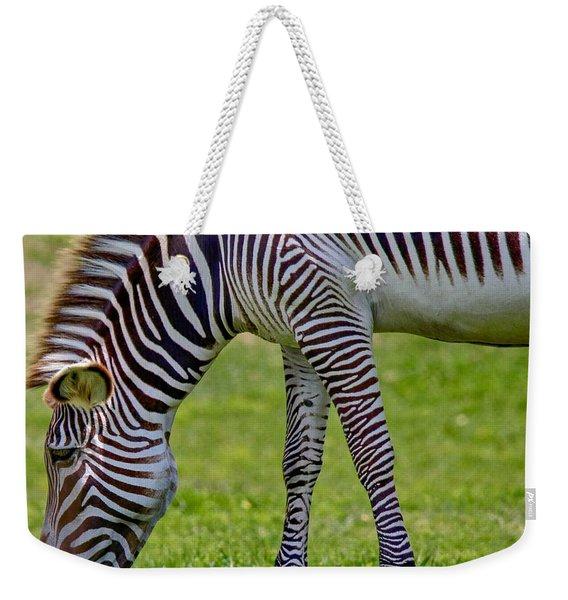 Love Zebras Weekender Tote Bag