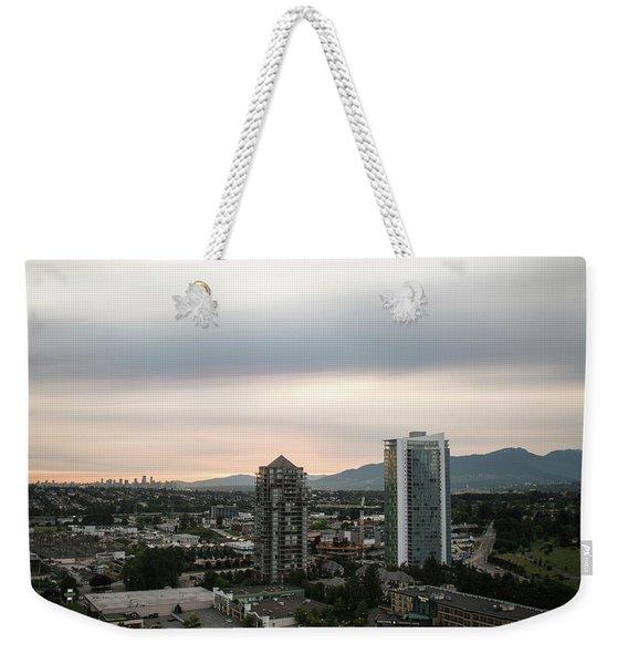 Lowe Mainland Dusk Weekender Tote Bag