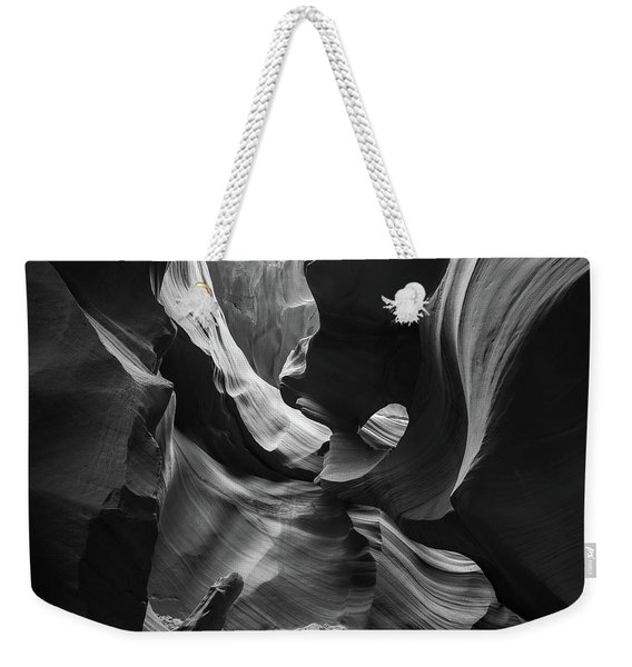 Lower Antelope Canyon Weekender Tote Bag