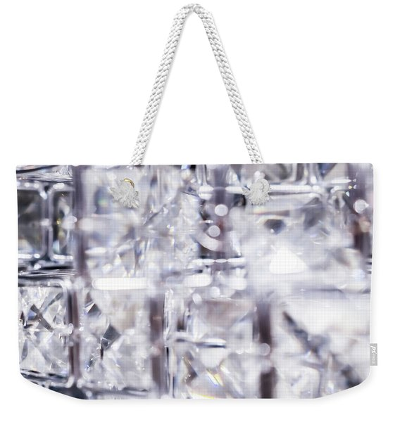 Luxe Moment Iv Weekender Tote Bag