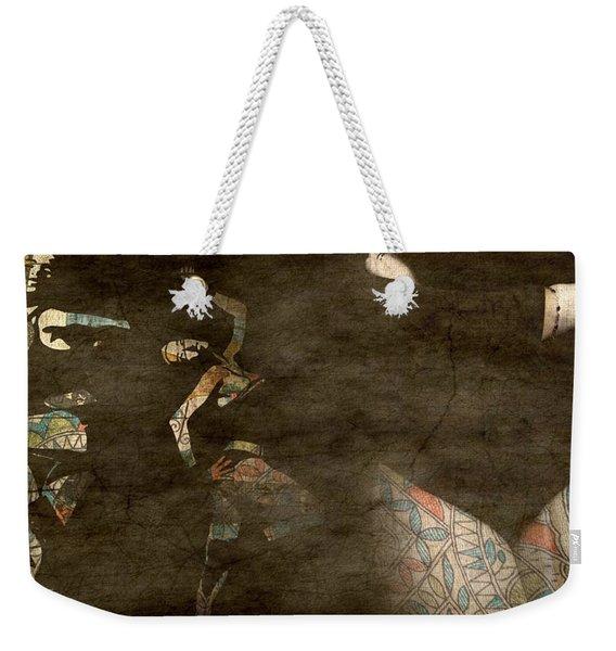Lyin Eyes Weekender Tote Bag