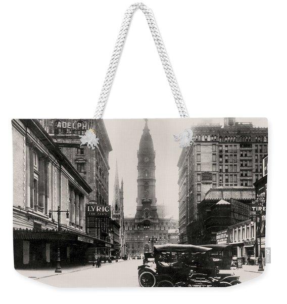 Lyric Theatre Weekender Tote Bag