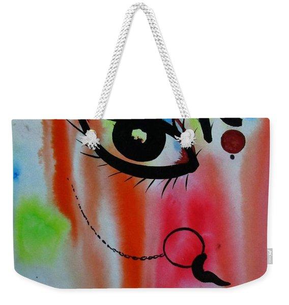 Ma Durga-5 Weekender Tote Bag