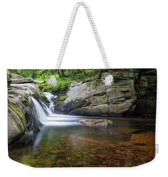 Mad River Falls Weekender Tote Bag