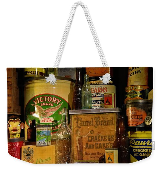Made In Dayton Weekender Tote Bag