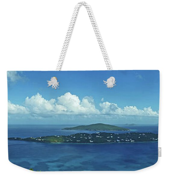 Magens Panorama Weekender Tote Bag
