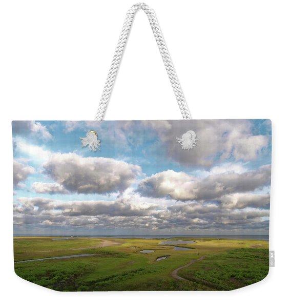 Maggies Cove Weekender Tote Bag