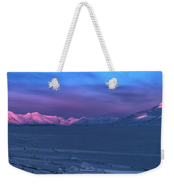 Magic Artic Weekender Tote Bag