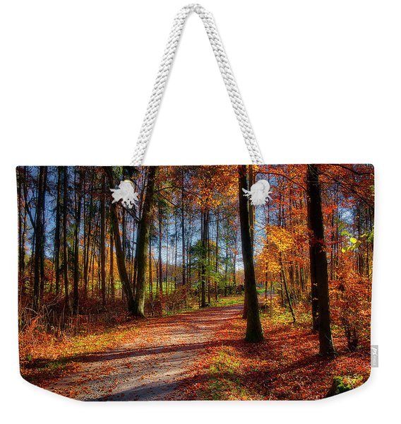 Magic Of The Forest Weekender Tote Bag