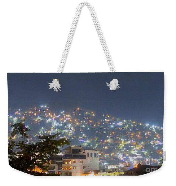 Magic Of Zihuatanejo Bay Weekender Tote Bag