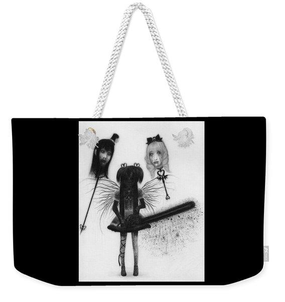 Magical Girl Bloody Nightmare - Artwork Weekender Tote Bag