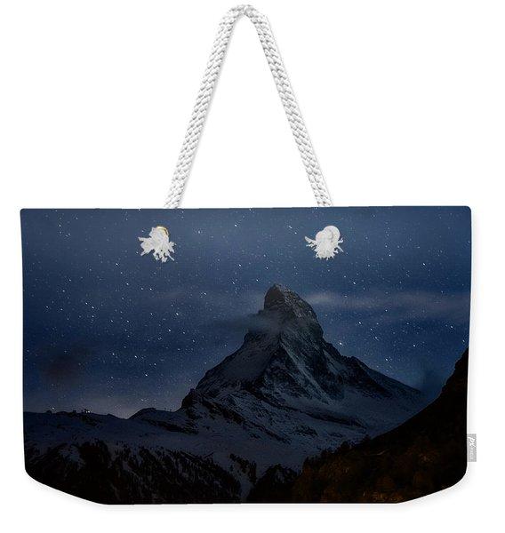 Magical Matterhorn Weekender Tote Bag