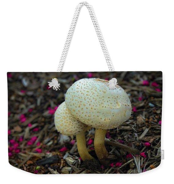 Magical Mushrooms Weekender Tote Bag