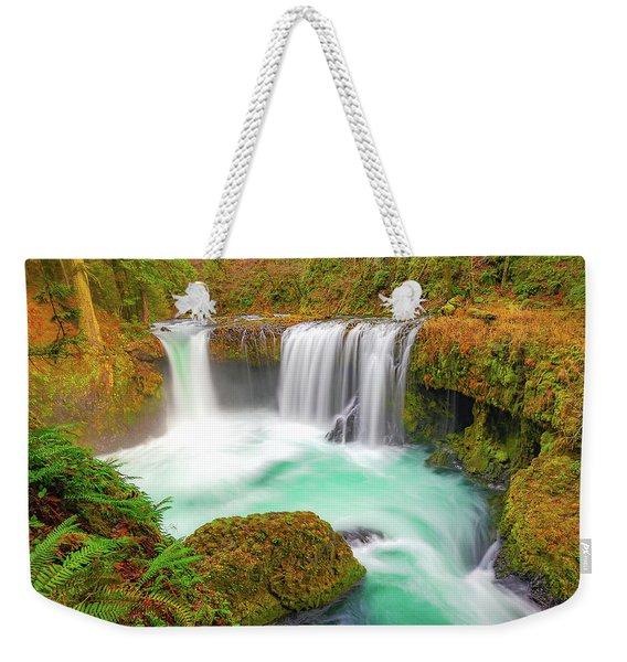 Magical Waters Weekender Tote Bag