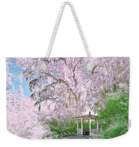 Magnolia Gazebo  Weekender Tote Bag