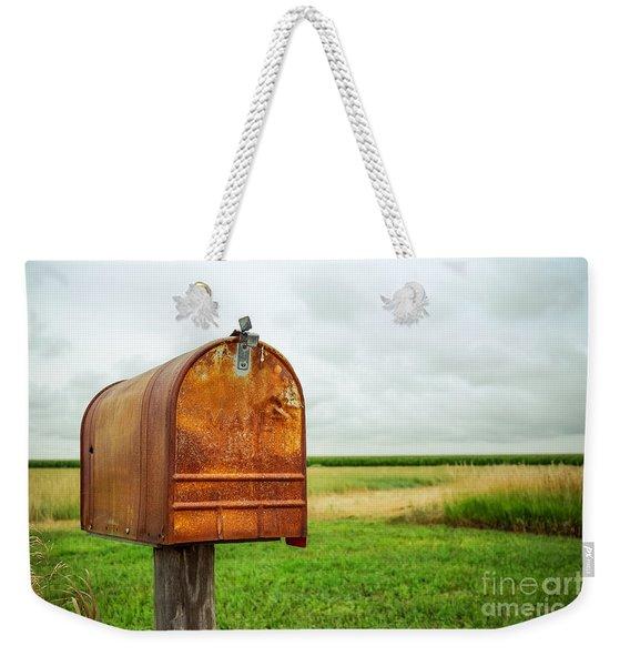 Mailbox  Weekender Tote Bag